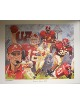Alabama Crimson Tide unsigned 2005 Crimson Heroes 16x20 Lithograph