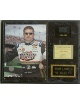 Bobby Labonte unsigned Raceused Tire Plaque Interstate Batteries