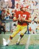Billy Kilmer signed Washington Redskins 16x20 Photo 72 NFC Champs