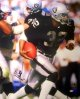 Marcus Allen signed Raiders 16x20 Photo- GTSM Hologram