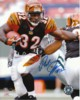 Rudi Johnson signed Cincinnati Bengals 8x10 Photo