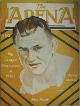 Boxing- The Arena Magazine - May 1930 - Vintage