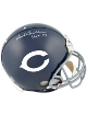 Dick Butkus signed Chicago Bears Full Size Proline Throwback Helmet HOF79