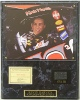 Kevin Harvick unsigned Raceused Tire Plaque