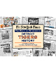 Detroit Tigers unsigned Greatest Moments in History New York Times Historic Newspaper Compilation