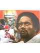 Billy Sims signed Oklahoma Sooners 20x25 Canvas Glicee Litho 78 Heisman