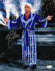 Ric Flair signed Wrestling 16X20 Photo- JSA Hologram (blue robe/WWF/WWE/WCW/NWA/TNA)