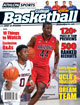 2012-13 Athlon Sports College Basketball Magazine Preview- Arizona Wildcats /Arizona State Sun Devils Cover