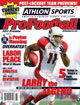 2011 Athlon Sports NFL Pro Football Magazine Preview- Arizona Cardinals Cover