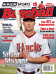 2013 Athlon Sports MLB Baseball Preview Magazine- Arizona Diamondbacks Cover