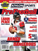 2011 Athlon Sports NFL Pro Football Magazine Preview- Atlanta Falcons Cover