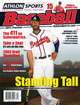 2013 Athlon Sports MLB Baseball Preview Magazine- Atlanta Braves Cover