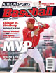 Athlon Sports 2011 MLB Baseball Preview Magazine- Cincinnati Reds Cover