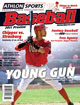 Athlon Sports 2011 MLB Baseball Preview Magazine- Arizona Diamondbacks Cover