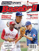 Athlon Sports 2011 MLB Baseball Preview Magazine- San Diego Padres Cover