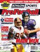 2011 Athlon Sports NFL Pro Football Magazine Preview- Baltimore Ravens Cover