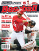 2013 Athlon Sports MLB Baseball Preview Magazine- Baltimore Orioles/Washington Nationals Cover