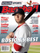 2012 Athlon Sports MLB Baseball Preview Magazine- Boston Red Sox Cover