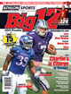 Athlon Sports 2012 College Football Big 12 Preview Magazine- Kansas Jayhawks/Kansas State Wildcats Cover