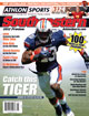 Athlon Sports 2012 College Football Southeastern (SEC) Preview Magazine- Auburn Tigers Cover