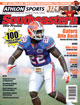 Athlon Sports 2012 College Football Southeastern (SEC) Preview Magazine- Florida Gators Cover