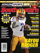 Athlon Sports 2012 College Football Southeastern (SEC) Preview Magazine- Louisiana State Tigers (LSU) Cover