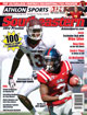 Athlon Sports 2012 College Football Southeastern (SEC) Preview Magazine- Mississippi State Bulldogs/Ole Miss Rebels Cover