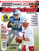 Athlon Sports 2012 College Football ACC Preview Magazine- North Carolina Tar Heels/NC State Wolfpack Cover