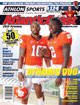 Athlon Sports 2012 College Football ACC Preview Magazine- Clemson Tigers Cover