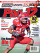Athlon Sports 2012 College Football Pac 12 Preview Magazine- Utah Utes Cover
