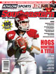 Athlon Sports 2012 College Football Southeastern (SEC) Preview Magazine- Arkansas Razorbacks Cover