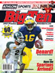 Athlon Sports 2012 College Football Big Ten Preview Magazine- Michigan Wolverines/Michigan State Spartans Cover