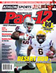 Athlon Sports 2012 College Football Pac 12 Preview Magazine- Arizona Wildcats/Arizona State Sun Devils Cover
