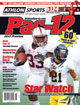 Athlon Sports 2012 College Football Pac 12 Preview Magazine- California Bears/Stanford Cardinal Cover