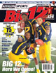 Athlon Sports 2012 College Football Big 12 Preview Magazine- West Virginia Mountaineers Cover