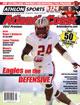 Athlon Sports 2012 College Football ACC Preview Magazine- Boston College Eagles Cover