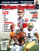 Athlon Sports 2012 College Football National Preview Magazine- Oklahoma Sooners/Texas Longhorns/Notre Dame Fighting Irish Cover