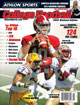 Athlon Sports 2012 College Football National Preview Magazine- Alabama Crimson Tide/Louisiana State (LSU)/Florida State Cover