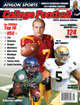 Athlon Sports 2012 College Football National Preview Magazine- Oregon Ducks/Southern California Trojans (USC)/Notre Dame Cover