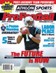 2011 Athlon Sports NFL Pro Football Magazine Preview- Carolina Panthers Cover