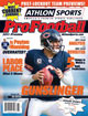 2011 Athlon Sports NFL Pro Football Magazine Preview- Chicago Bears Cover
