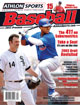 2013 Athlon Sports MLB Baseball Preview Magazine- Chicago White Sox/Chicago Cubs Cover