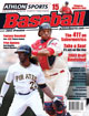 2013 Athlon Sports MLB Baseball Preview Magazine- Cleveland Indians/Pittsburgh Pirates Cover