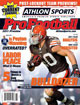 2011 Athlon Sports NFL Pro Football Magazine Preview- Cleveland Browns Cover