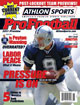 2011 Athlon Sports NFL Pro Football Magazine Preview- Dallas Cowboys Cover