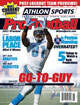 2011 Athlon Sports NFL Pro Football Magazine Preview- Detroit Lions Cover