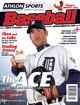 2012 Athlon Sports MLB Baseball Preview Magazine- Detroit Tigers Cover