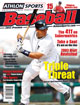 2013 Athlon Sports MLB Baseball Preview Magazine- Detroit Tigers Cover