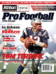 Athlon Sports 2010 NFL Pro Football Preview Magazine- New England Patriots Cover