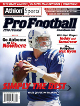 Athlon Sports 2010 NFL Pro Football Preview Magazine- Indianapolis Colts Cover